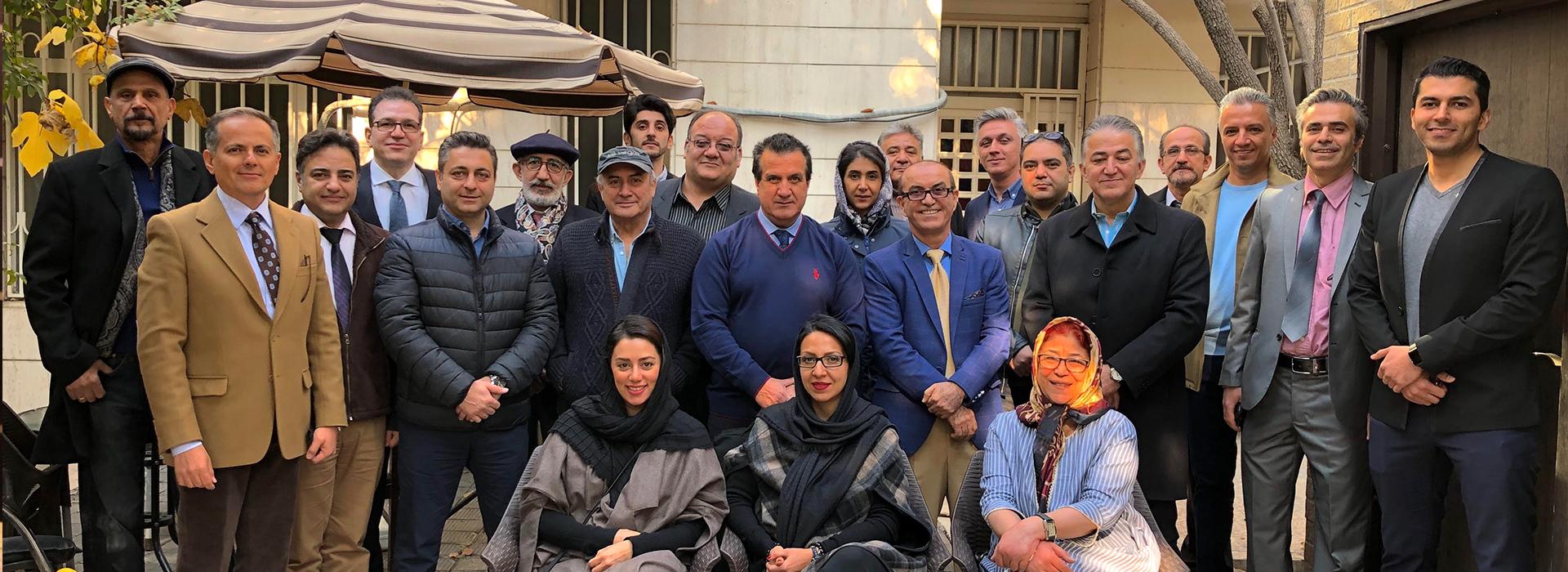 انحمن علمی کایروپراکتیک ایران