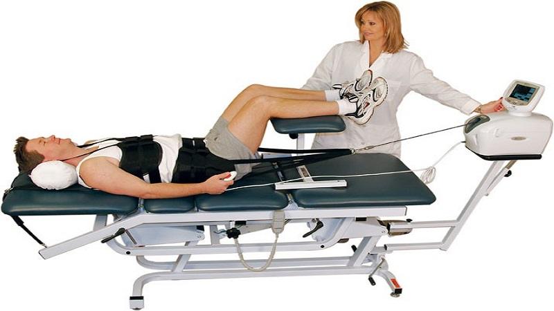 تسکین درد با روش کشش ستون فقرات | بهترین متخصص کایروپراکتیک