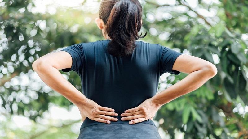 راهکار های طبیعی درمان کمر درد و اسپاسم عضلانی