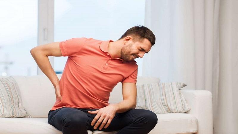 چه چیز موجب بروز کمر درد میشود ؟